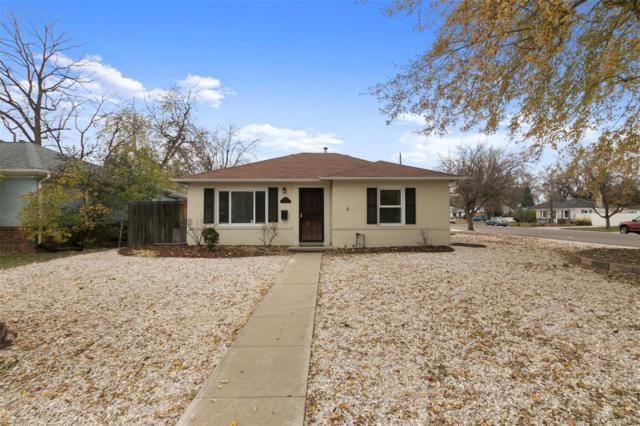 1175 Leyden Street, Denver, CO 80220 (#6430998) :: HomePopper