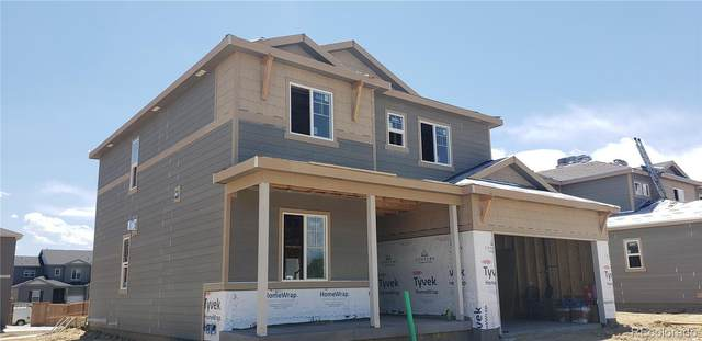 6808 E 119th Avenue, Thornton, CO 80233 (#6431138) :: The Harling Team @ Homesmart Realty Group