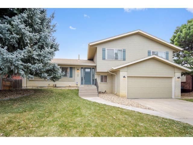2150 S Youngfield Street, Lakewood, CO 80228 (#6431206) :: ParkSide Realty & Management