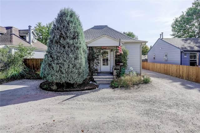 524 E 1st Street, Loveland, CO 80537 (MLS #6431329) :: Keller Williams Realty