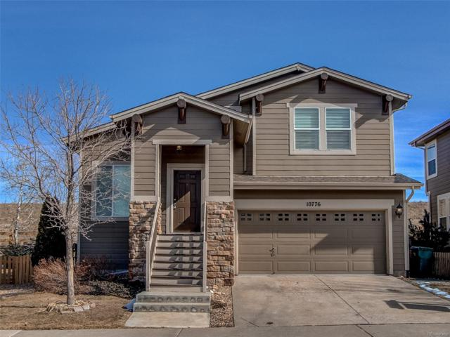 10776 Towerbridge Circle, Highlands Ranch, CO 80130 (#6431479) :: The DeGrood Team