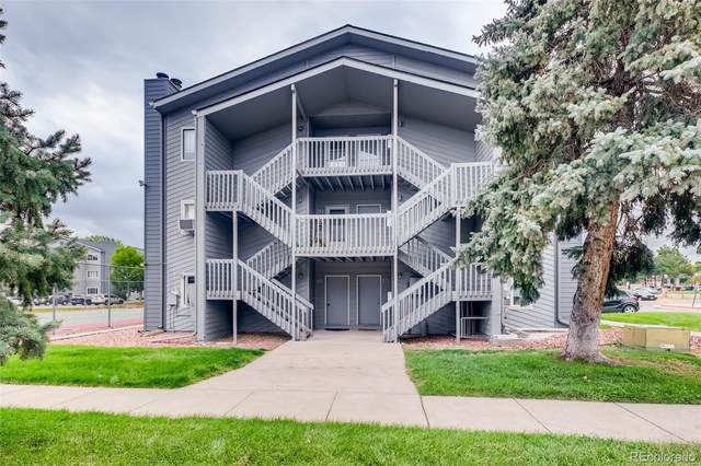 8100 W Quincy Avenue N16, Denver, CO 80123 (#6431538) :: The Griffith Home Team