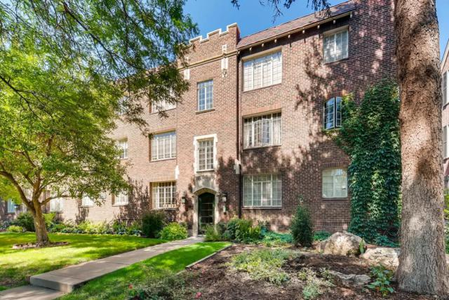 949 N Emerson Street #12, Denver, CO 80218 (#6431683) :: My Home Team