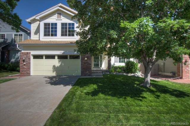 17053 Hastings Avenue, Parker, CO 80134 (#6431841) :: iHomes Colorado