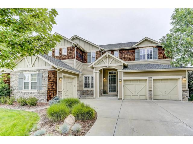 4105 W 105th Place, Westminster, CO 80031 (#6432303) :: The Peak Properties Group