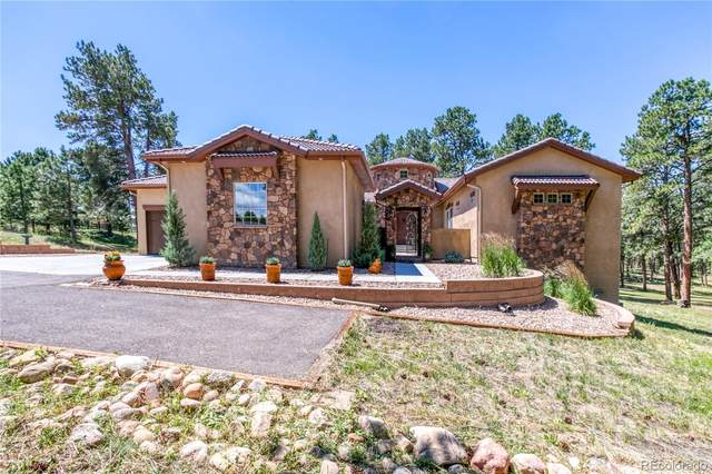 4558 Silver Nell Drive, Colorado Springs, CO 80908 (MLS #6432692) :: 8z Real Estate