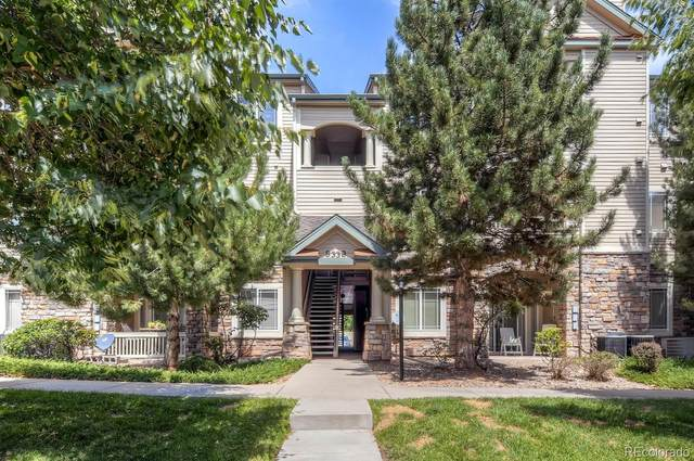 8338 S Independence Circle #306, Littleton, CO 80128 (MLS #6433167) :: 8z Real Estate