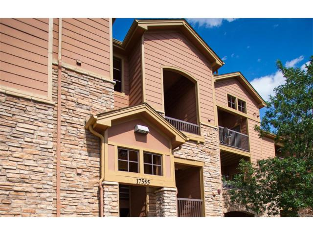 17555 Nature Walk Trail #303, Parker, CO 80134 (MLS #6433313) :: 8z Real Estate