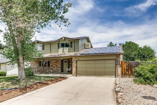 964 Mercury Circle, Littleton, CO 80124 (#6433876) :: Bring Home Denver