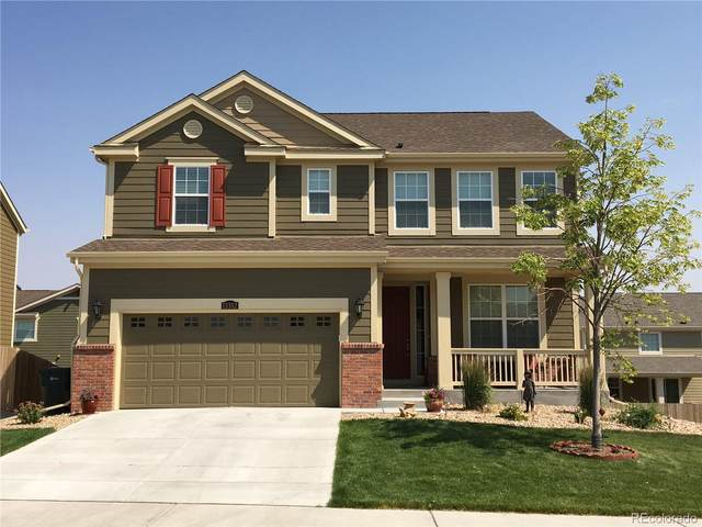 13352 Olive Street, Thornton, CO 80602 (MLS #6434282) :: Wheelhouse Realty