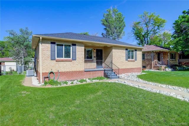 3155 S Ogden Street, Englewood, CO 80113 (#6434465) :: Wisdom Real Estate