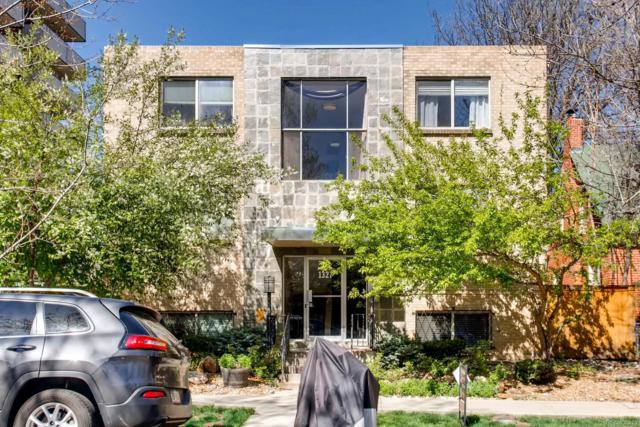 1327 Steele Street #203, Denver, CO 80206 (#6435086) :: The Griffith Home Team
