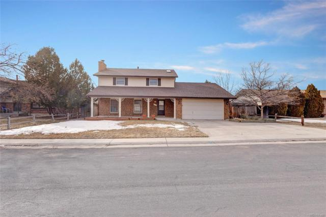 913 Mountain View Drive, Castle Rock, CO 80104 (#6435143) :: The Heyl Group at Keller Williams