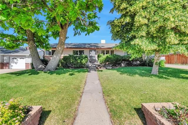 1439 S Reed Street, Lakewood, CO 80232 (#6435404) :: Wisdom Real Estate