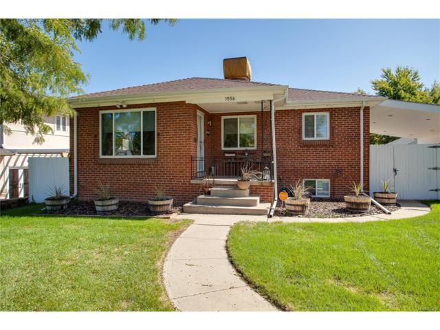 1556 S Downing Street, Denver, CO 80210 (MLS #6435912) :: 8z Real Estate