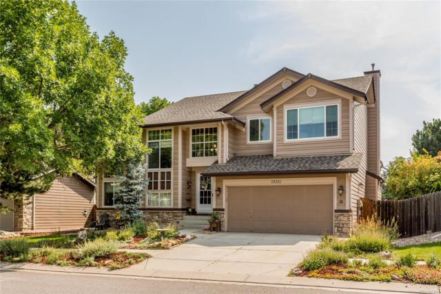 19351 E Clear Creek Drive, Parker, CO 80134 (#6436966) :: The Pete Cook Home Group