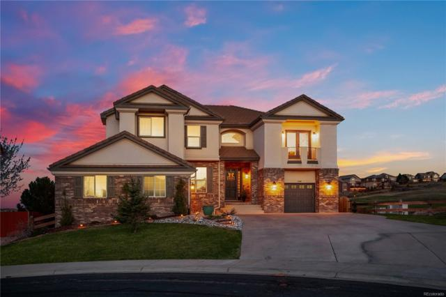 11389 Canterberry Lane, Parker, CO 80138 (#6437251) :: The Heyl Group at Keller Williams