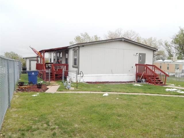 4210 E 100th Avenue, Thornton, CO 80229 (#6437293) :: The Griffith Home Team