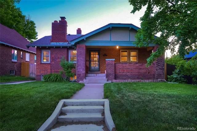 1379 Elm Street, Denver, CO 80220 (#6437363) :: Compass Colorado Realty