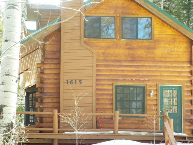 1615 Clarke Mountain Lane, Antonito, CO 81120 (#6437563) :: The Colorado Foothills Team | Berkshire Hathaway Elevated Living Real Estate