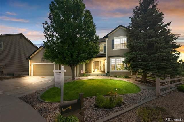 20740 Bridlewood Lane, Parker, CO 80138 (#6437654) :: Symbio Denver