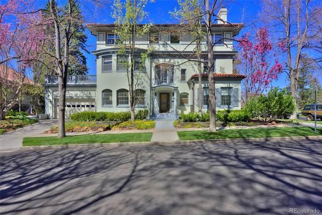 875 Race Street, Denver, CO 80206 (MLS #6437854) :: 8z Real Estate