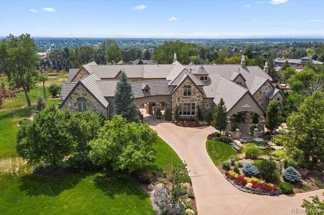 5800 Piedmont Drive, Cherry Hills Village, CO 80111 (#6438034) :: The Griffith Home Team