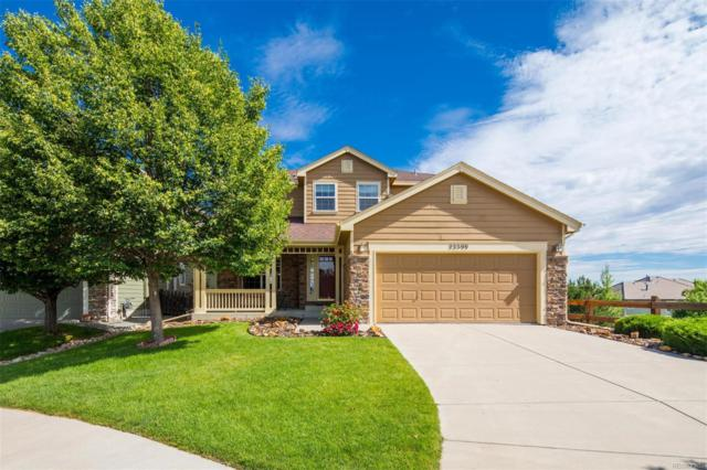 23399 Mill Valley Place, Parker, CO 80138 (MLS #6438106) :: 8z Real Estate