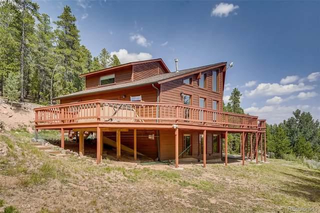31358 Conifer Mountain Drive, Conifer, CO 80433 (#6438128) :: Symbio Denver