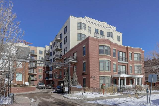 410 Acoma Street #414, Denver, CO 80204 (#6438536) :: The DeGrood Team