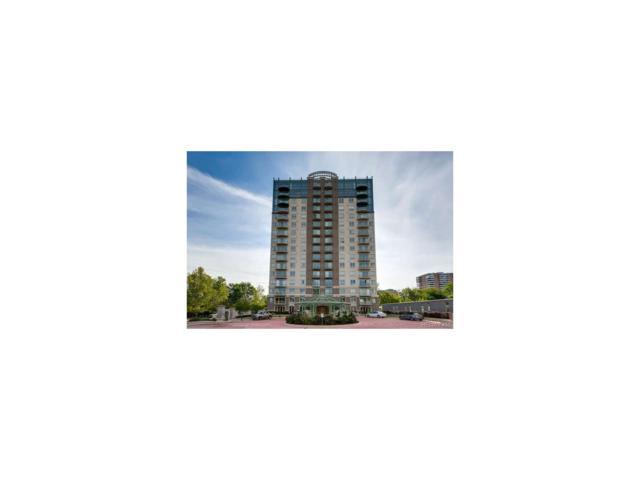 400 E 3rd Avenue #705, Denver, CO 80203 (MLS #6438589) :: 8z Real Estate