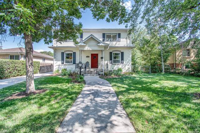 1348 Olive Street, Denver, CO 80220 (#6438685) :: Arnie Stein Team | RE/MAX Masters Millennium