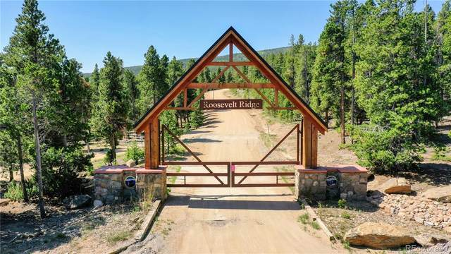 Roosevelt Ridge Lot 4, Black Hawk, CO 80422 (#6438789) :: Symbio Denver