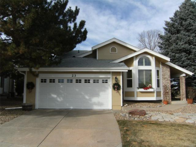 23 Canongate Lane, Highlands Ranch, CO 80130 (#6438946) :: Relevate | Denver