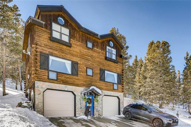 251 N Oak Street, Alma, CO 80420 (#6439253) :: Compass Colorado Realty