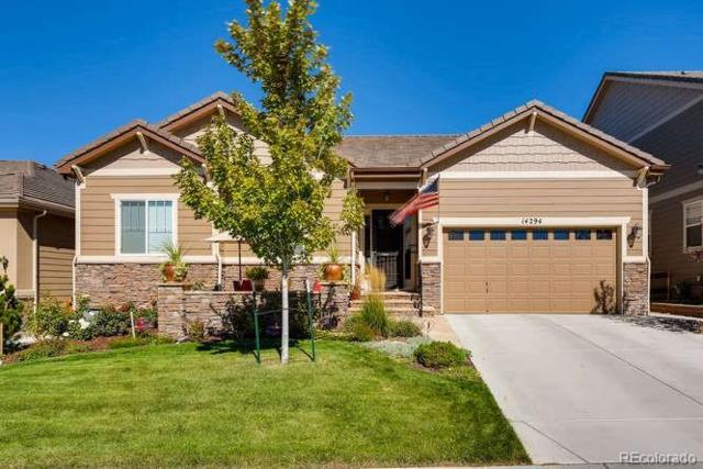 14294 Glenayre Circle, Parker, CO 80134 (#6439264) :: The DeGrood Team