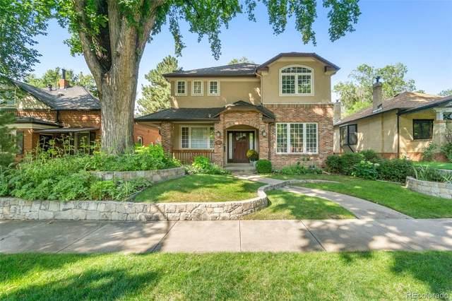 1027 S Vine Street, Denver, CO 80209 (#6439282) :: Wisdom Real Estate