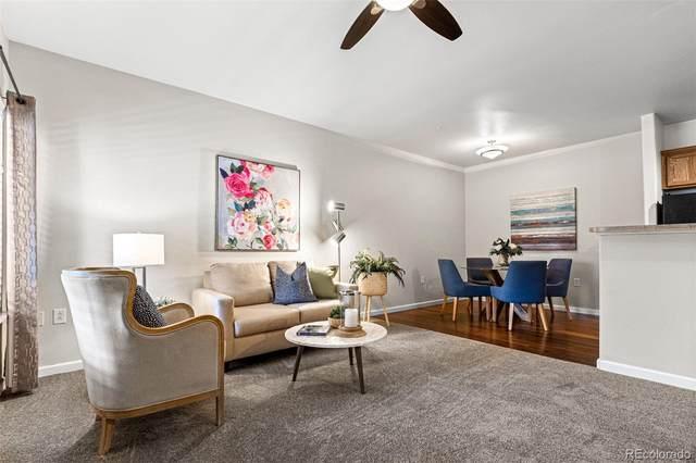 10290 W 55th Lane #3, Arvada, CO 80002 (#6439394) :: Venterra Real Estate LLC