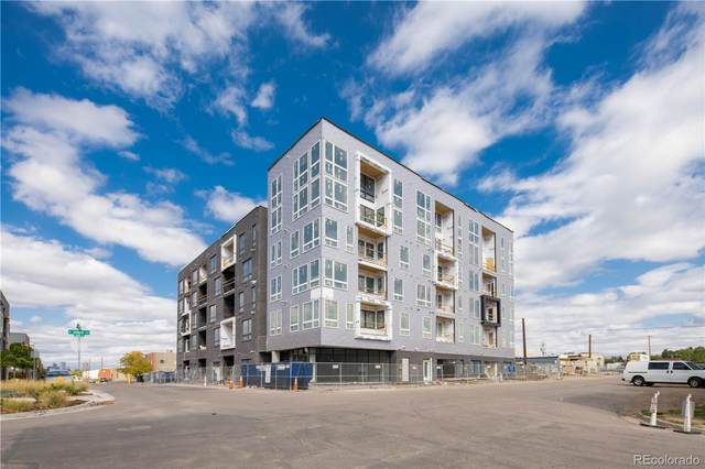 1898 S Bannock Street #412, Denver, CO 80223 (MLS #6439562) :: 8z Real Estate