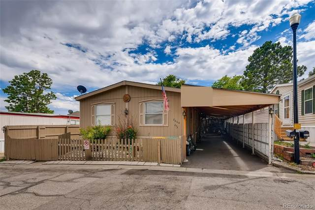 2660 Pheasant Street #273, Federal Heights, CO 80260 (MLS #6439582) :: 8z Real Estate
