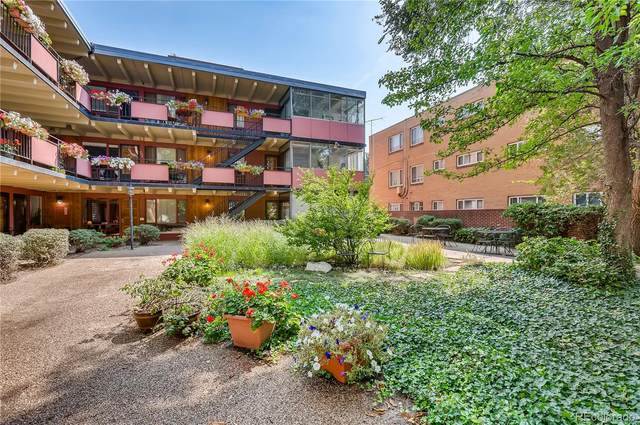 836 Dexter Street #204, Denver, CO 80220 (#6439925) :: Finch & Gable Real Estate Co.