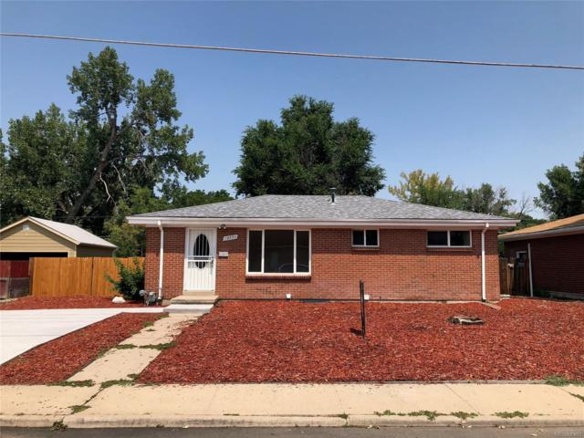 13771 E 23rd Avenue, Aurora, CO 80011 (#6440312) :: The City and Mountains Group