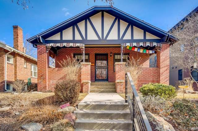 1044 S Corona Street, Denver, CO 80209 (#6440435) :: The Margolis Team