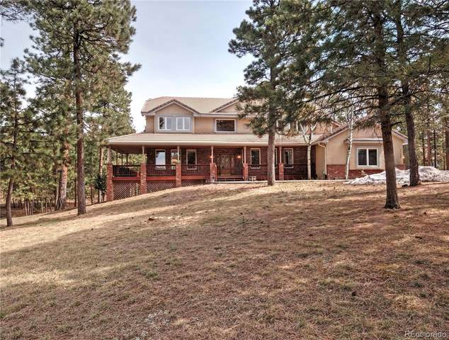 17195 Colonial Park Drive, Monument, CO 80132 (#6440611) :: Wisdom Real Estate