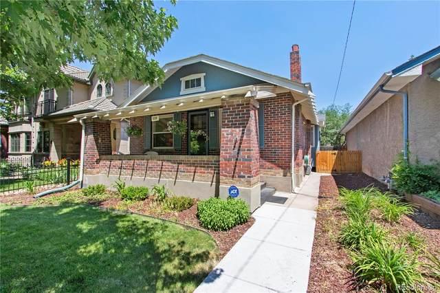 538 Adams Street, Denver, CO 80206 (#6441037) :: The Griffith Home Team