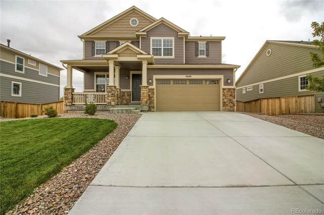 9690 Keystone Trail, Parker, CO 80134 (MLS #6442159) :: Bliss Realty Group