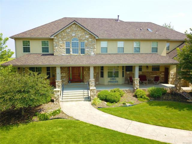 7530 Flintwood Road, Parker, CO 80138 (#6442624) :: The Heyl Group at Keller Williams