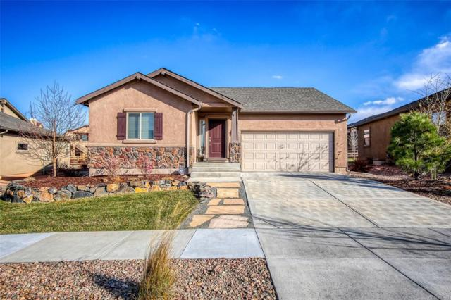 12745 Mission Meadow Drive, Colorado Springs, CO 80921 (#6442676) :: The Griffith Home Team