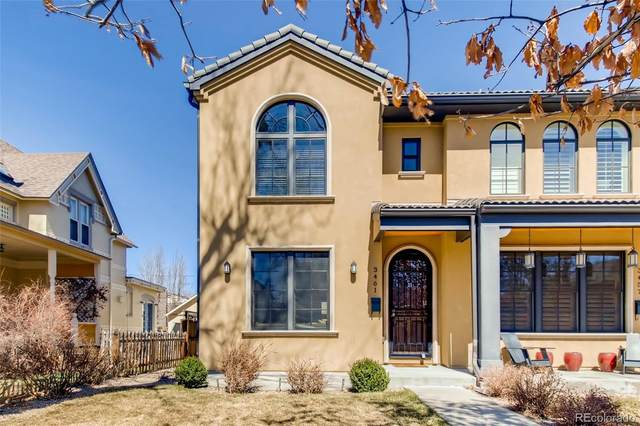 3461 W Hayward Place, Denver, CO 80211 (#6442804) :: HomeSmart