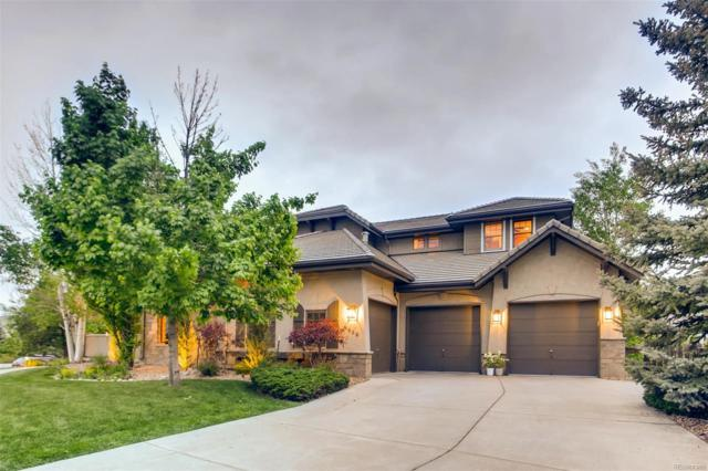 9535 S Shadow Hill Circle, Lone Tree, CO 80124 (#6443152) :: Bring Home Denver with Keller Williams Downtown Realty LLC